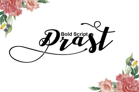 Drast Bold Script By Ijemrockart On Creativework247