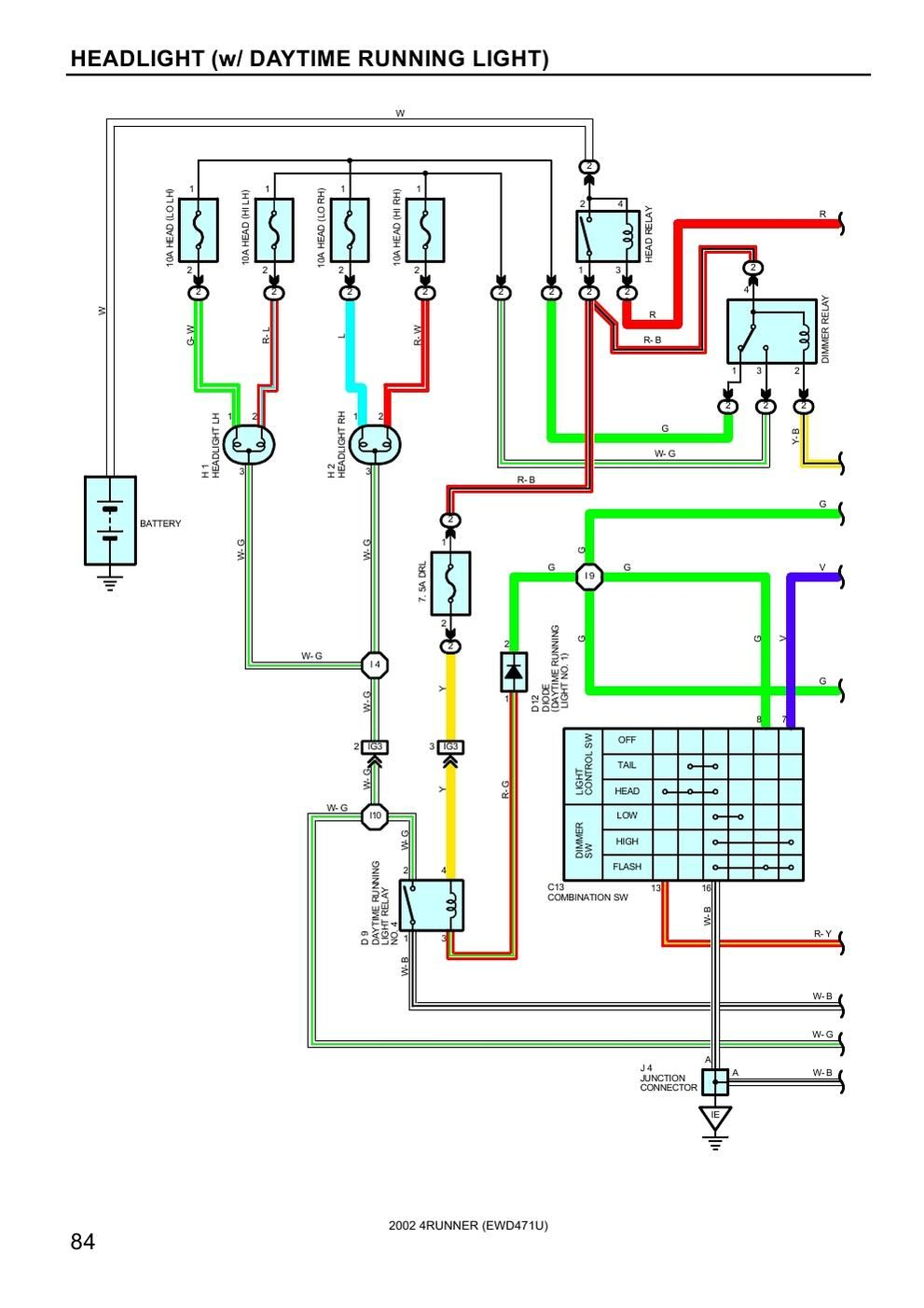 70 Best Of Toyota Tacoma Tail Light Wiring Diagram Trailer Light Wiring Toyota Toyota Tacoma