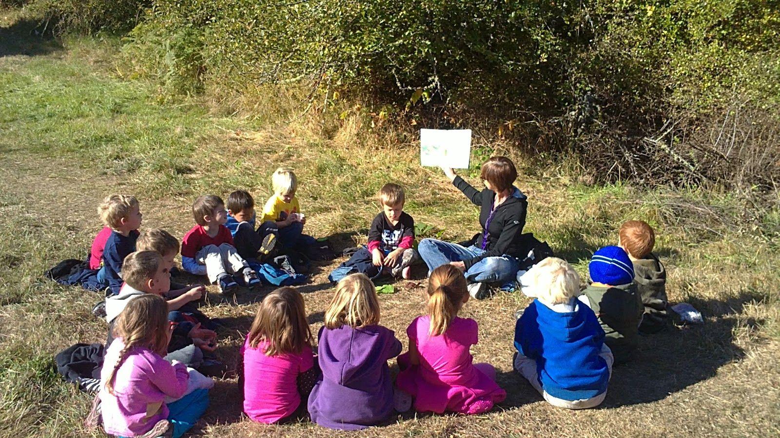 kindergarten nature - Cerca con Google