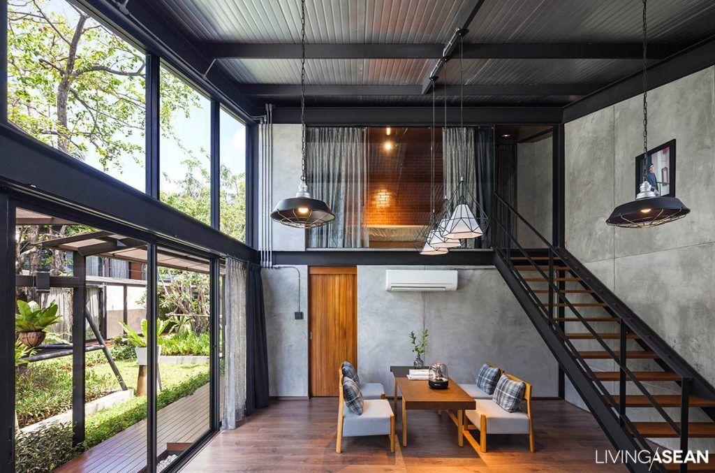 Image Result For Steel Frame Houses Steel Building Homes Steel House Steel Frame House