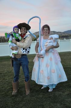 Toy Story 4 Halloween Costumes.Halloween Ideas For Family Of 4 Toy Story We D Do Bo Peep Jessie