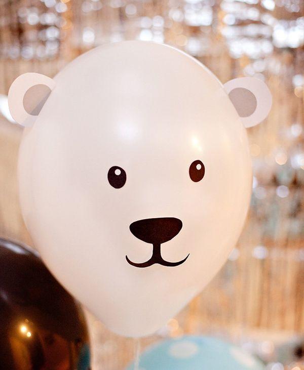 Детский День Рождения: украшение шарами, мастер классы ...