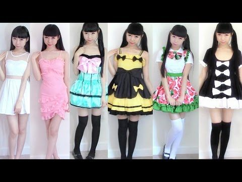 Outfits of the Week: Date Outfits + Back to School Outfits + 5 Tights + Cat Purse - YouTube