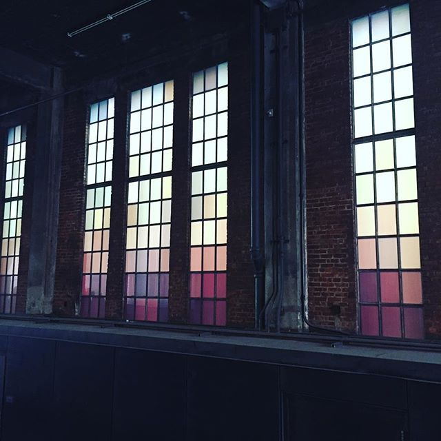 These Windows From The High Line Reminded Me Of The Windows From