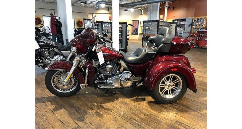 2016 HarleyDavidson® Trike Tri Glide Ultra for sale in