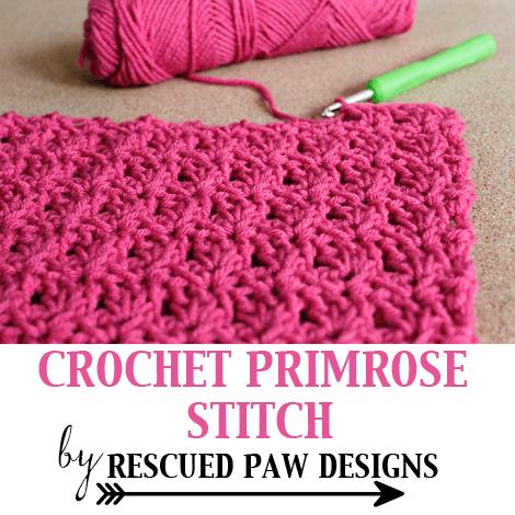 Primrose Crochet Stitch Tutorial | Crochet.......My New Obsession ...
