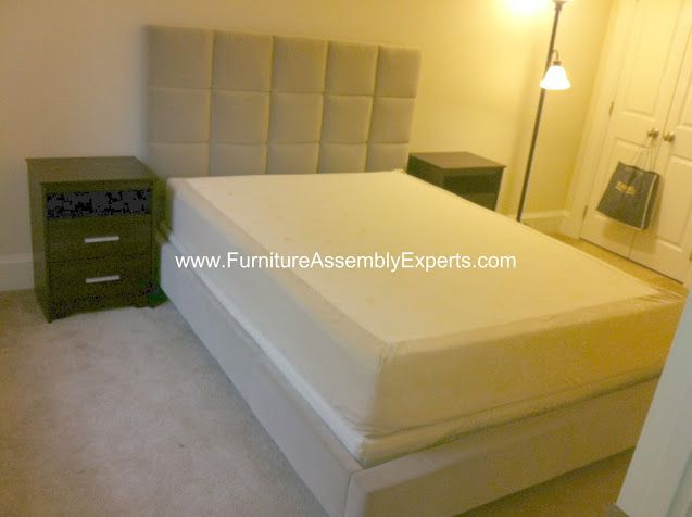 Overstock Bed Frames Assembled In Baltimore MD By Furniture Assembly  Experts LLC