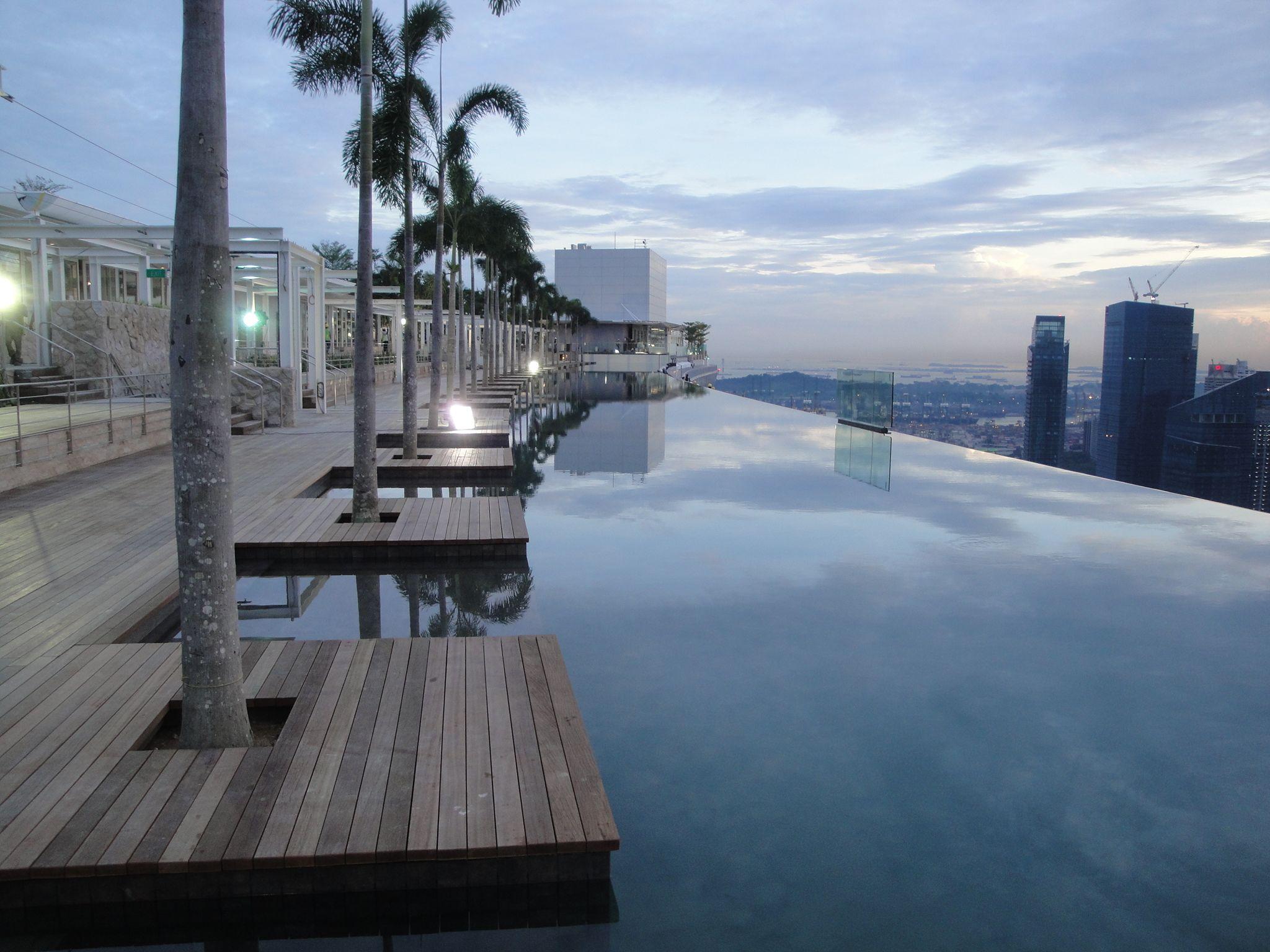 Marina Bay Sands Skypark Singapore Google