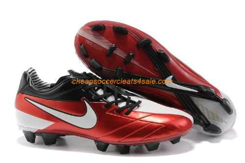 1841e0df8 Cheap Nike Total 90 Laser IV FG Wayne Rooney Wesley Sneijder Fernando  Torres Soccer Cleats red white