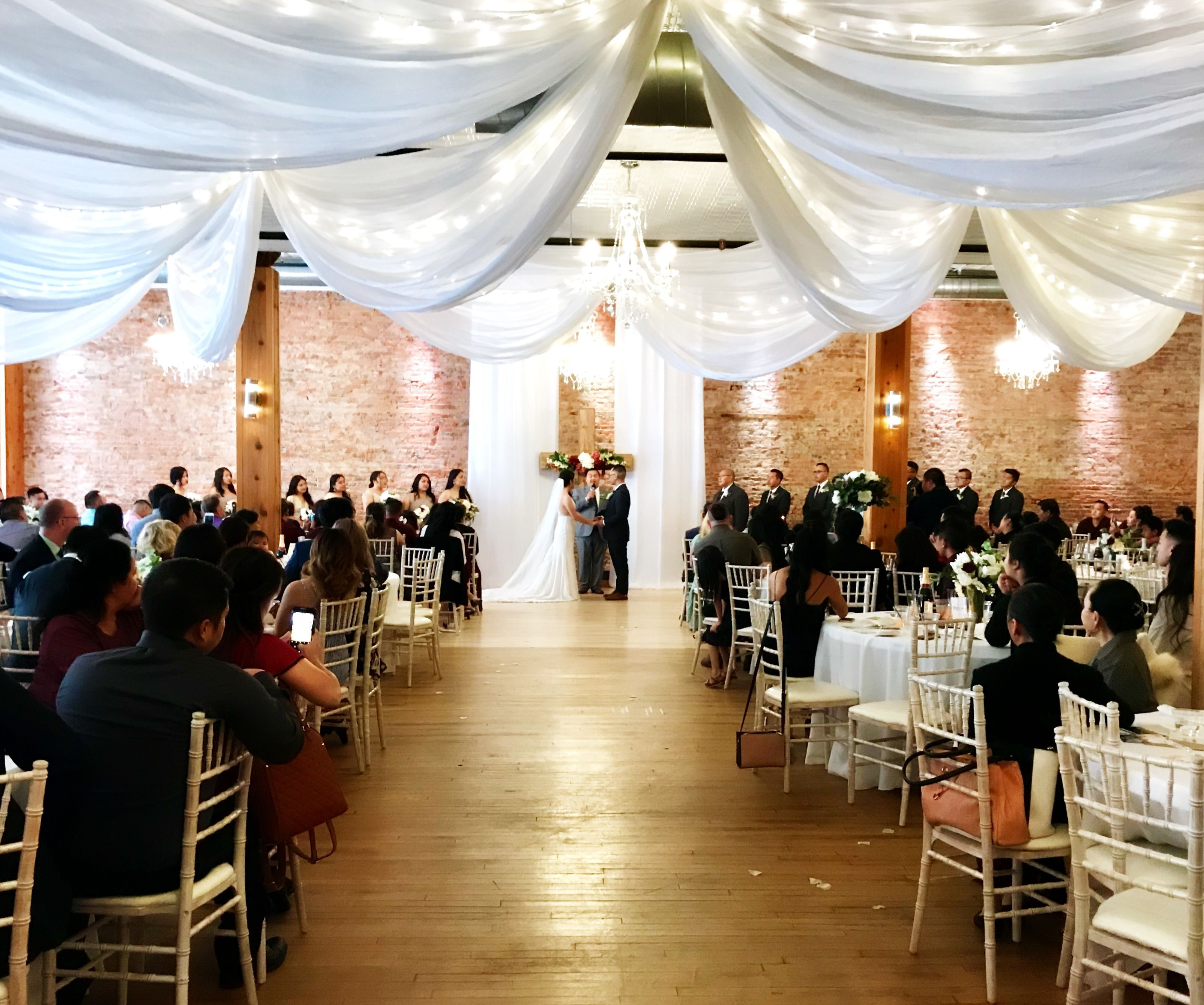 Just Two Beautiful Souls Spreading Love And Sharing Vows Ptlforever Weddingday Ceremony Love 3tenevent Wedding Reception Venues Venues Wedding Reception
