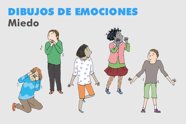 Dibujos De Emociones 5 Emociones Patron Para Coser Sentimientos Y Emociones