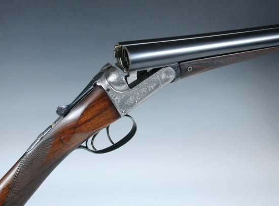 James Purdey & Sons, a 12 bore boxlock ejector gun, No 16290