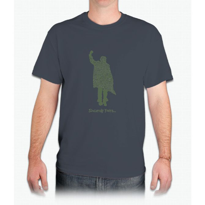 The Breakfast Club - Sincerely Yours - Mens T-Shirt