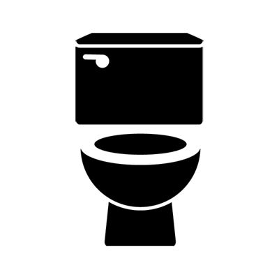Great printable for putting on the bathroom door. No more pants/skirts/wheelchair/what? confusion! Very graphic. Works well in vinyl decal.  Sam Killermann's Super-Innovative Gender-Neutral Toilet Sign