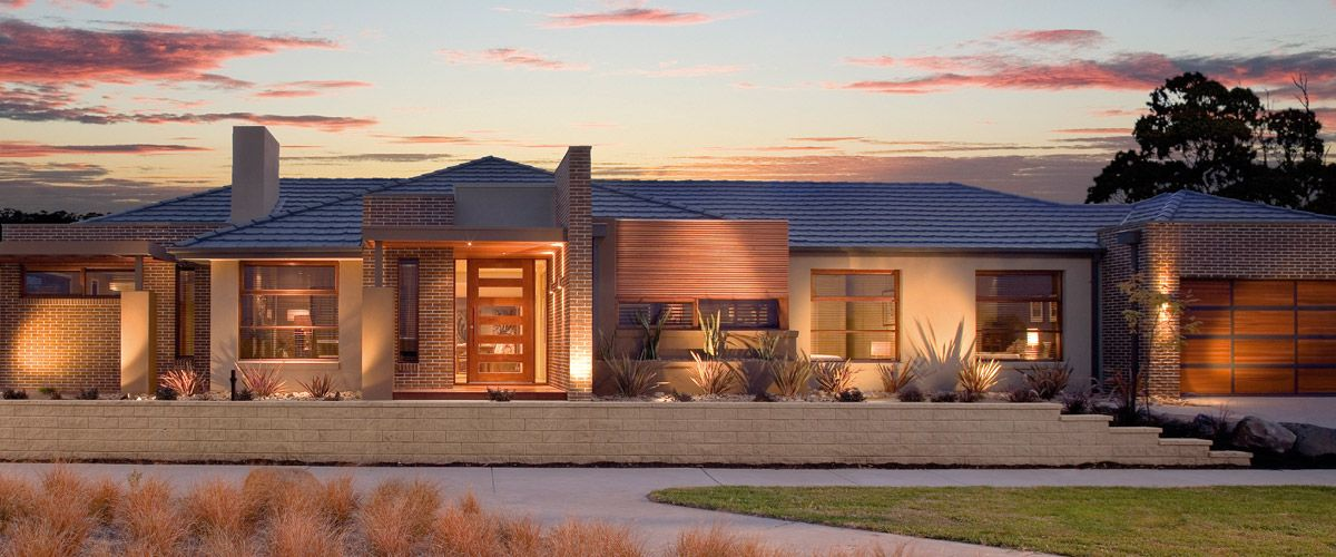 Terracotta Roof Home Concrete Terracotta Clay Roof Tiles Bristile Roofing Australia House Design Facade House House