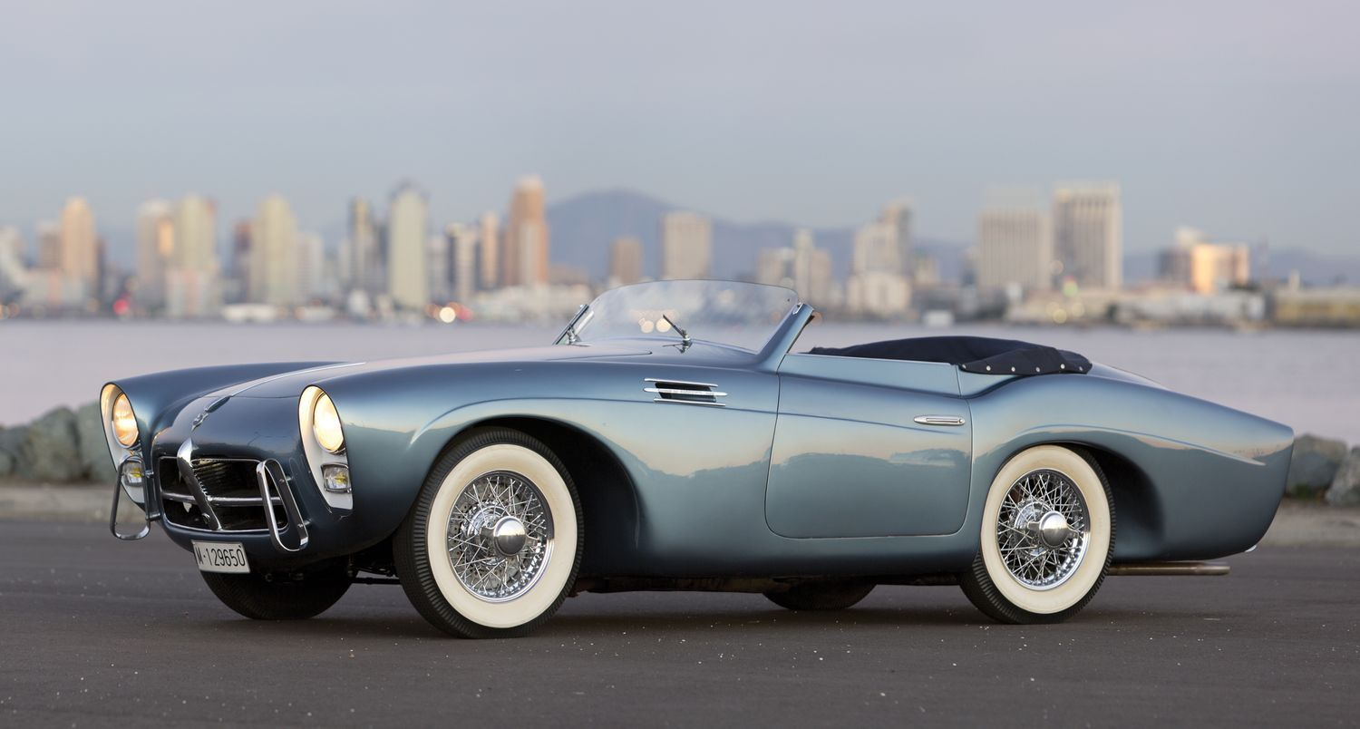 Spanish superfly one of one pegaso z 102 heads to auction