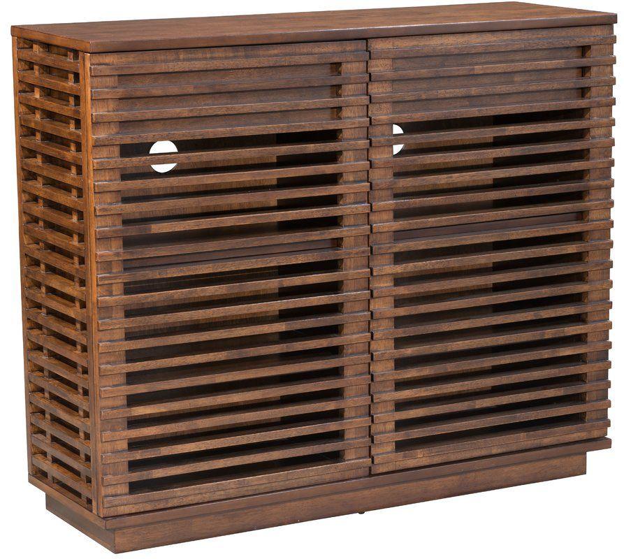 Moris 2 Door Accent Cabinet Zm Home Zuo Modern Adjustable Shelving