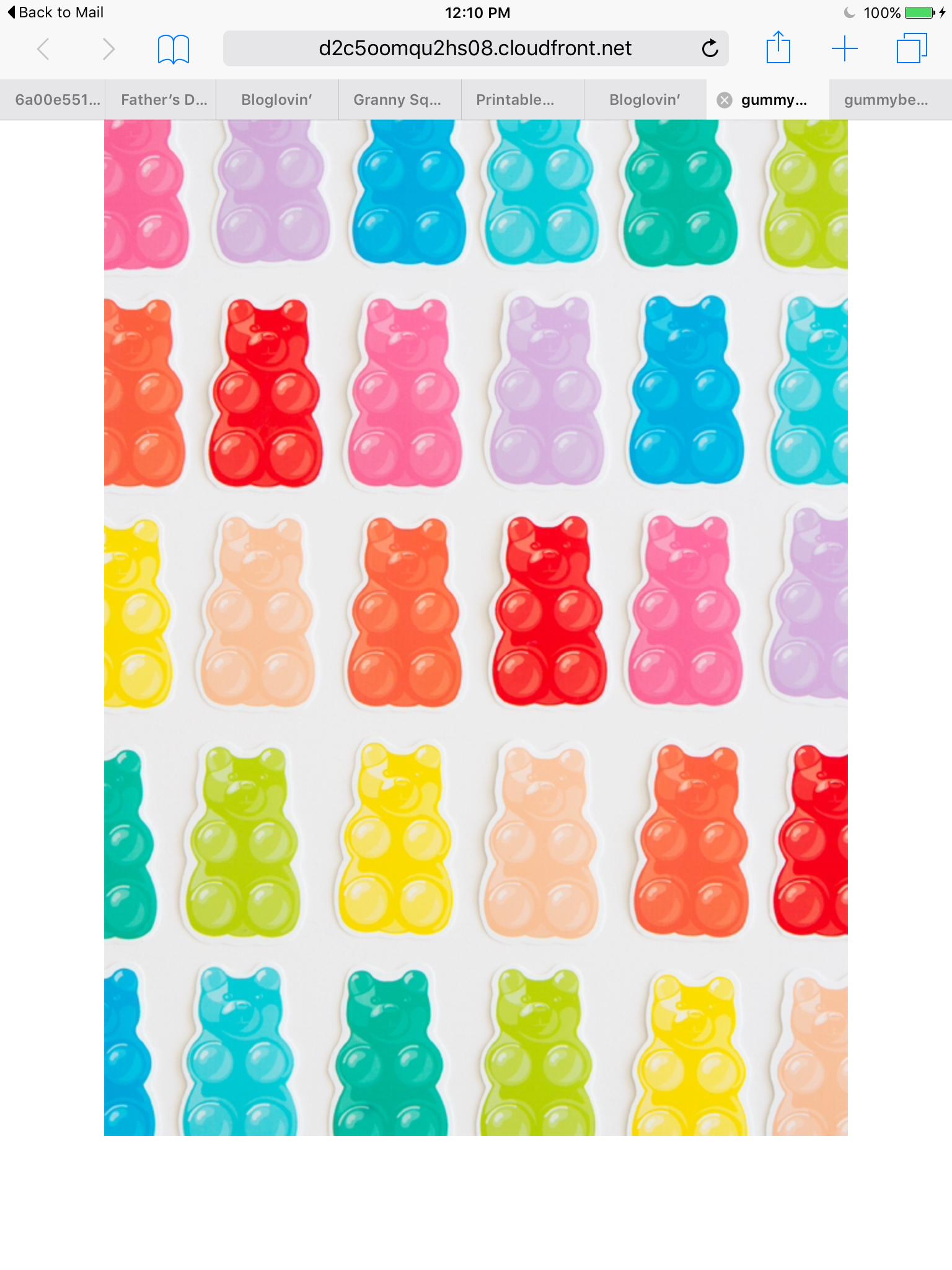 41+ Gummy bear background clipart info
