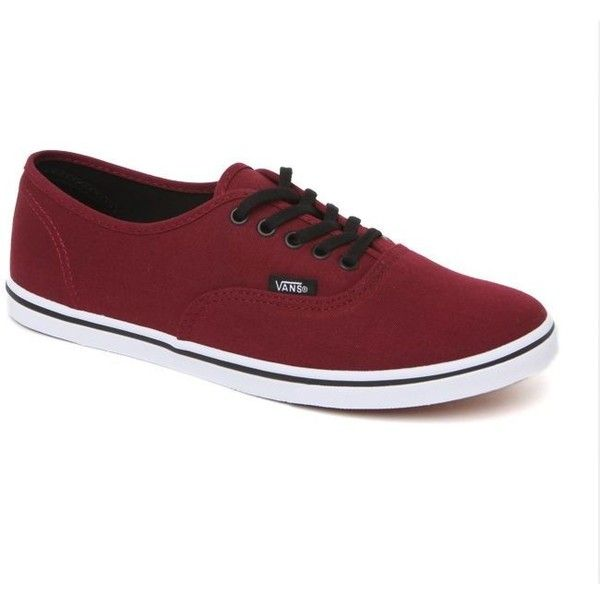 757dbc289c5065 Vans Authentic Lo Pro Tawny Sneakers ( 40) ❤ liked on Polyvore featuring  shoes
