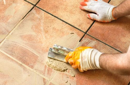 Bob Vila Radio Replacing Grout Grout Repair Unsanded Grout Tile Grout