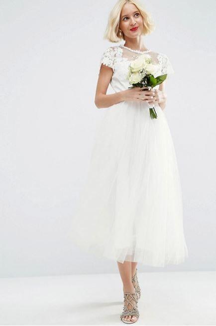 Brautkleider unter 500 Euro - Asos Bridal Ballkleid   Brautkleider ...