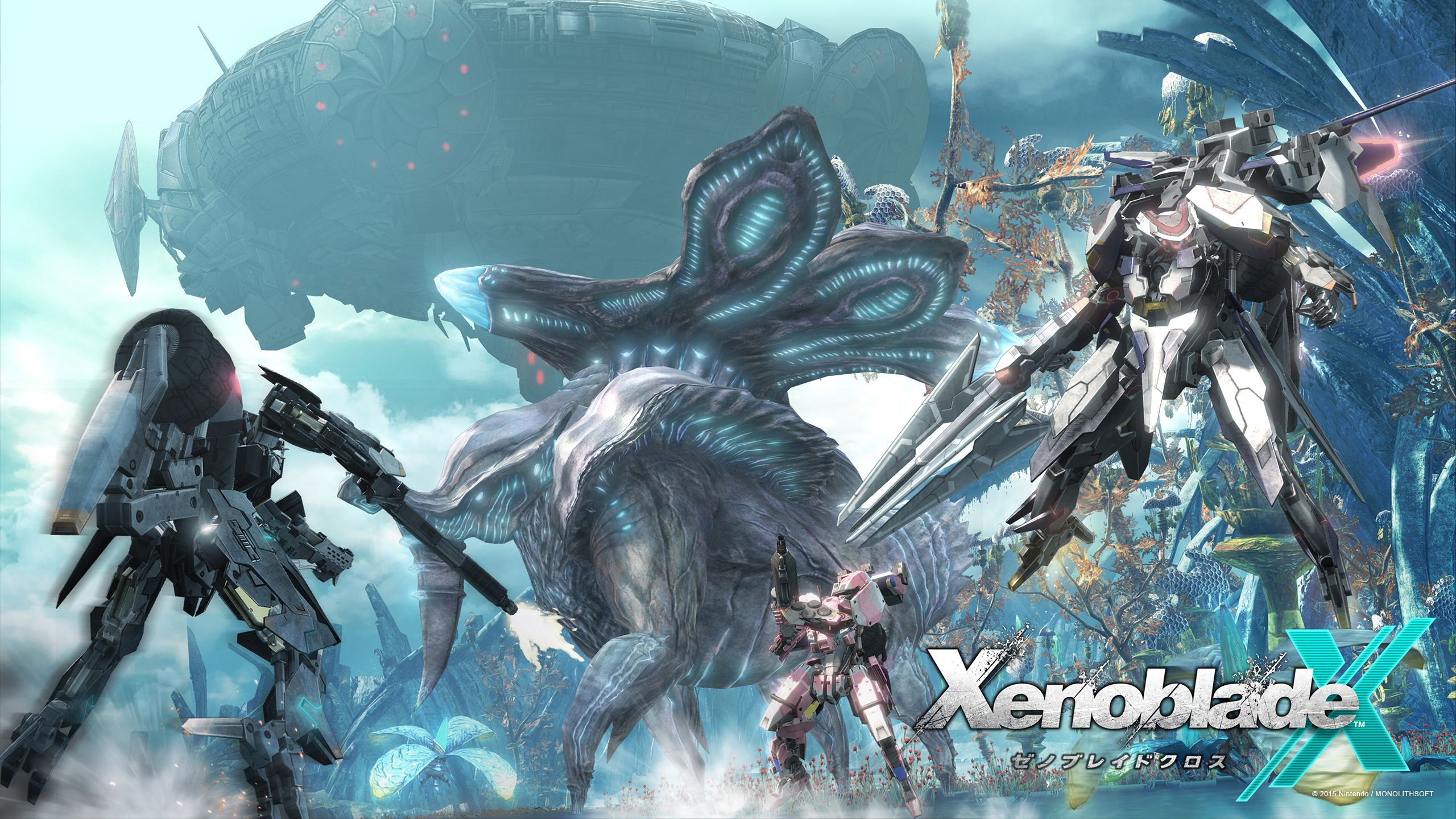 Xenoblade Chronicles X Survival Guide Xenoblade Chronicles Background Multimedia Artist