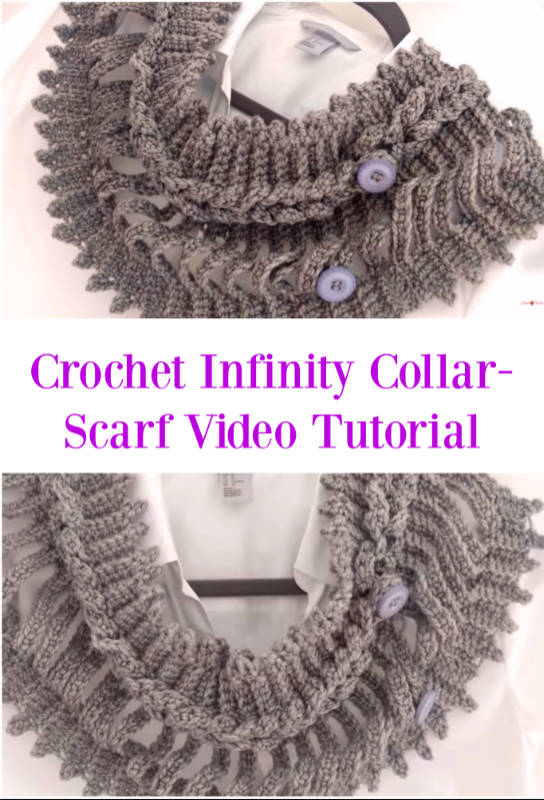Infinity Collar Scarf Scarf Pinterest Infinity Scarves And