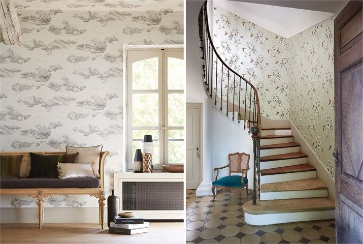 Check out this amazing collection here and then stop into Hunter & Co. to order these amazing wall coverings!!
