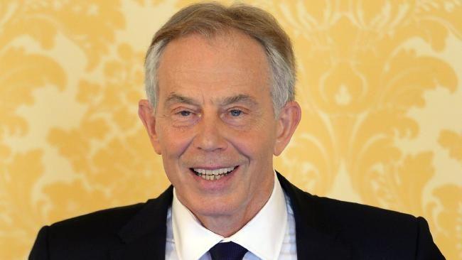 cool Blair hints at return to UK politics