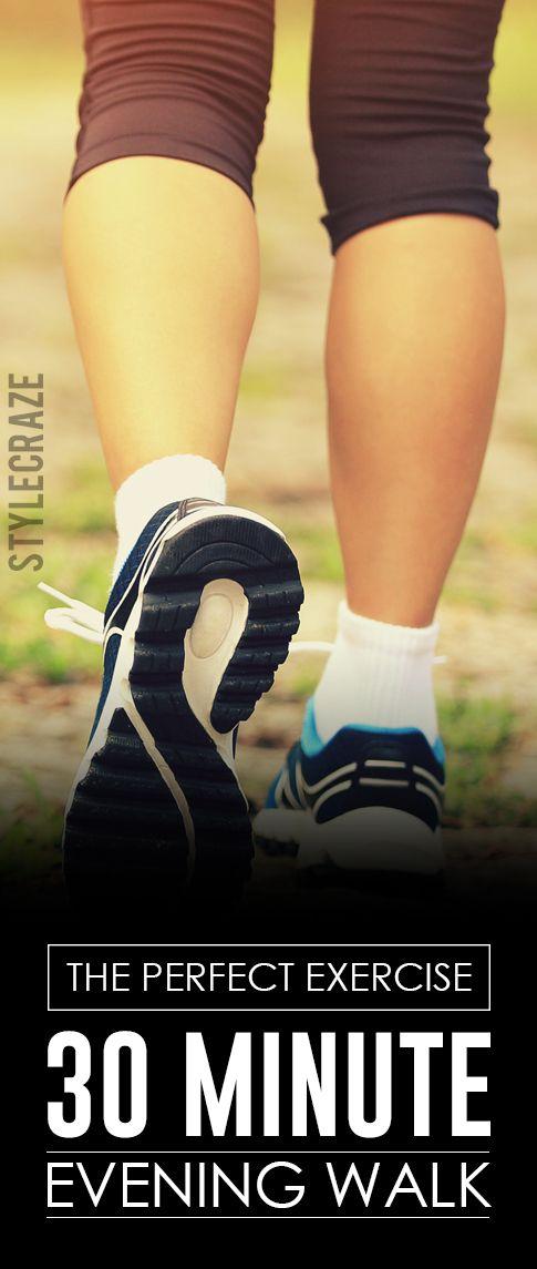 10 Amazing Health Benefits Of Evening Walk Health Wellness Health Benefits Of Walking