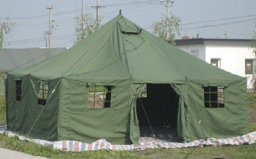 Swedish Army Large Canvas Tent 4.8 x 4.8 m - Olive & Swedish Army Large Canvas Tent 4.8 x 4.8 m - Olive | Tents ...