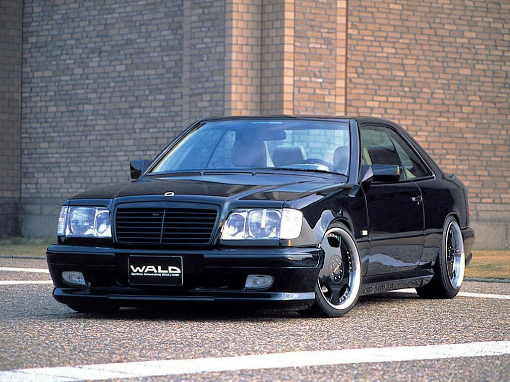 Mercedes Benz W124 Fabolous Widebody Vip Mercedes W124 Mercedes
