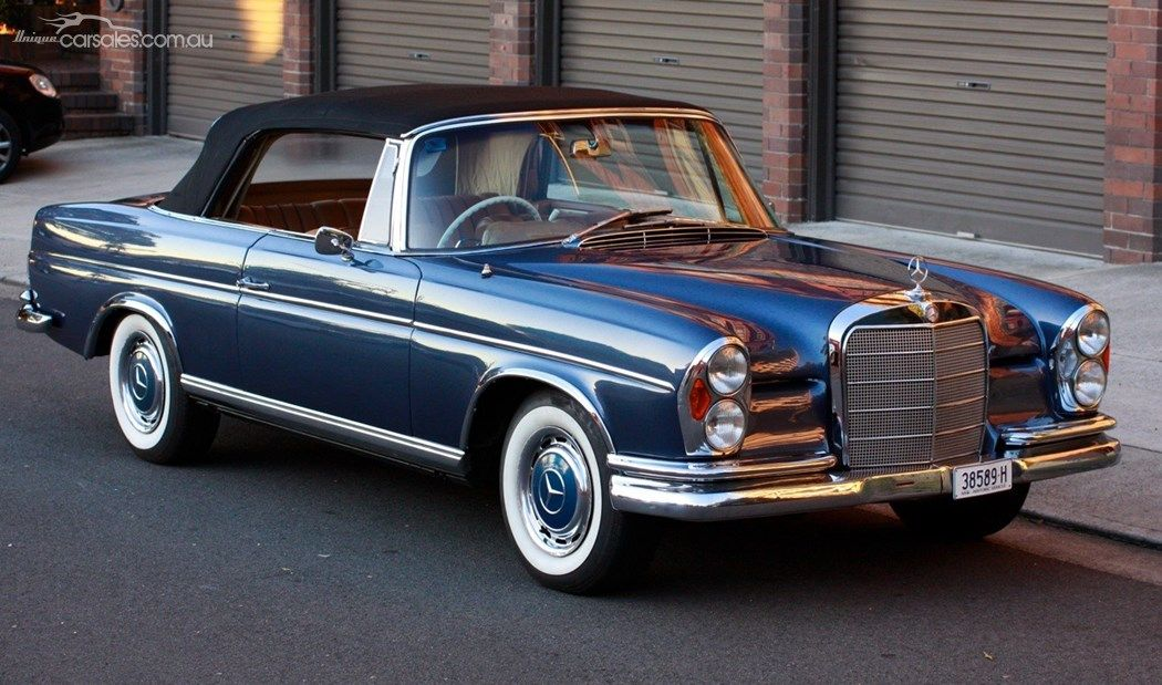 1964 MERCEDES 300SE W112 | car | Pinterest | Mercedes benz, Benz ...