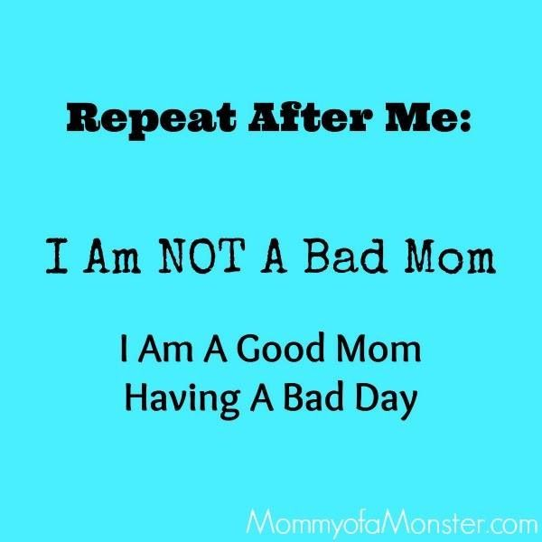 Image result for bad mom me