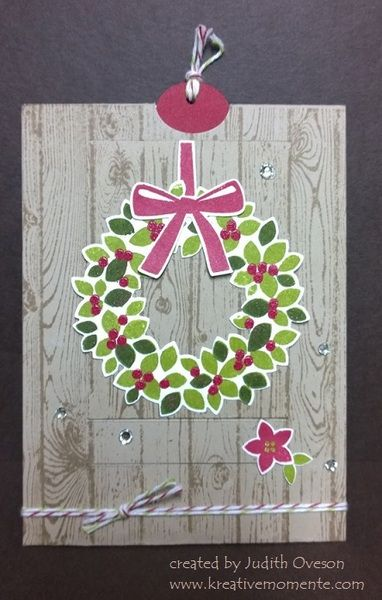 "Wondrous Wreath- ""closed"""