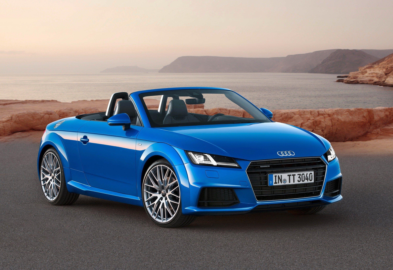 Blue Audi Tt Convertible Audi Tt Roadster Audi Tt Audi Convertible