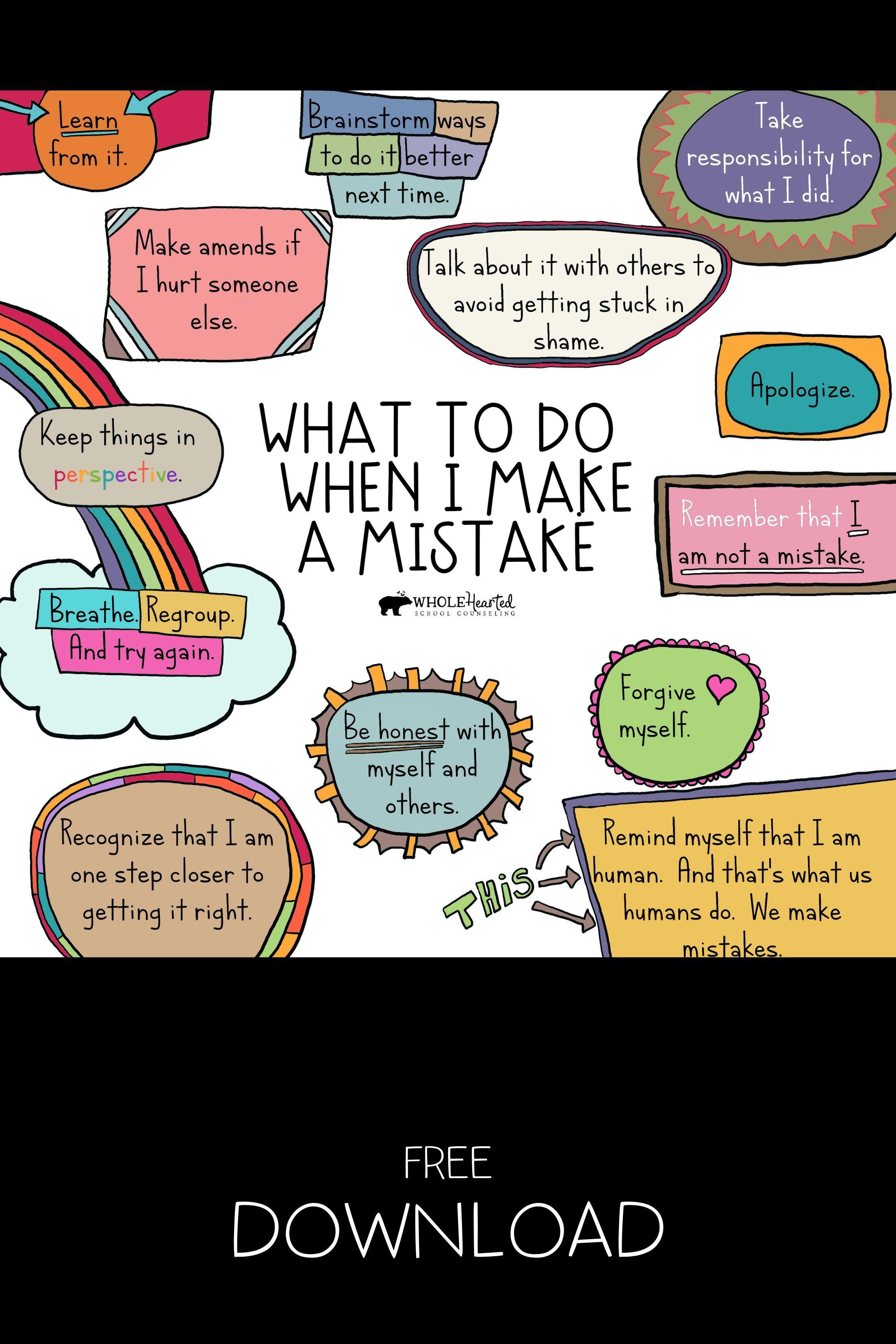 Making Amends Step 8 Worksheet