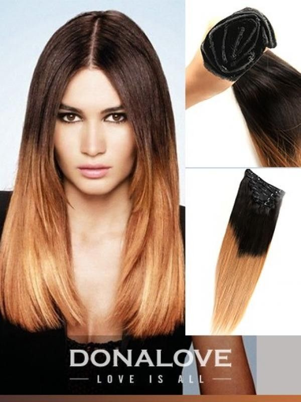 Frisuren fur lange extensions
