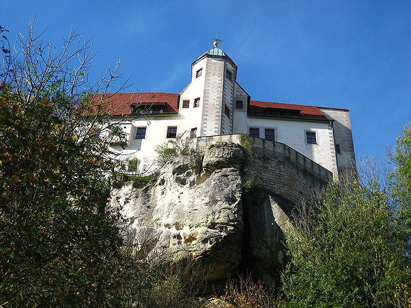 Hohenstein Elbsandsteingebirge