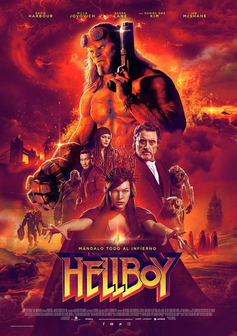 Hellboy Películas completas, Ver películas y Ver