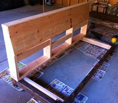 Build Your Own Sofa Bed: DIY Couch Plans   Diy couch ...