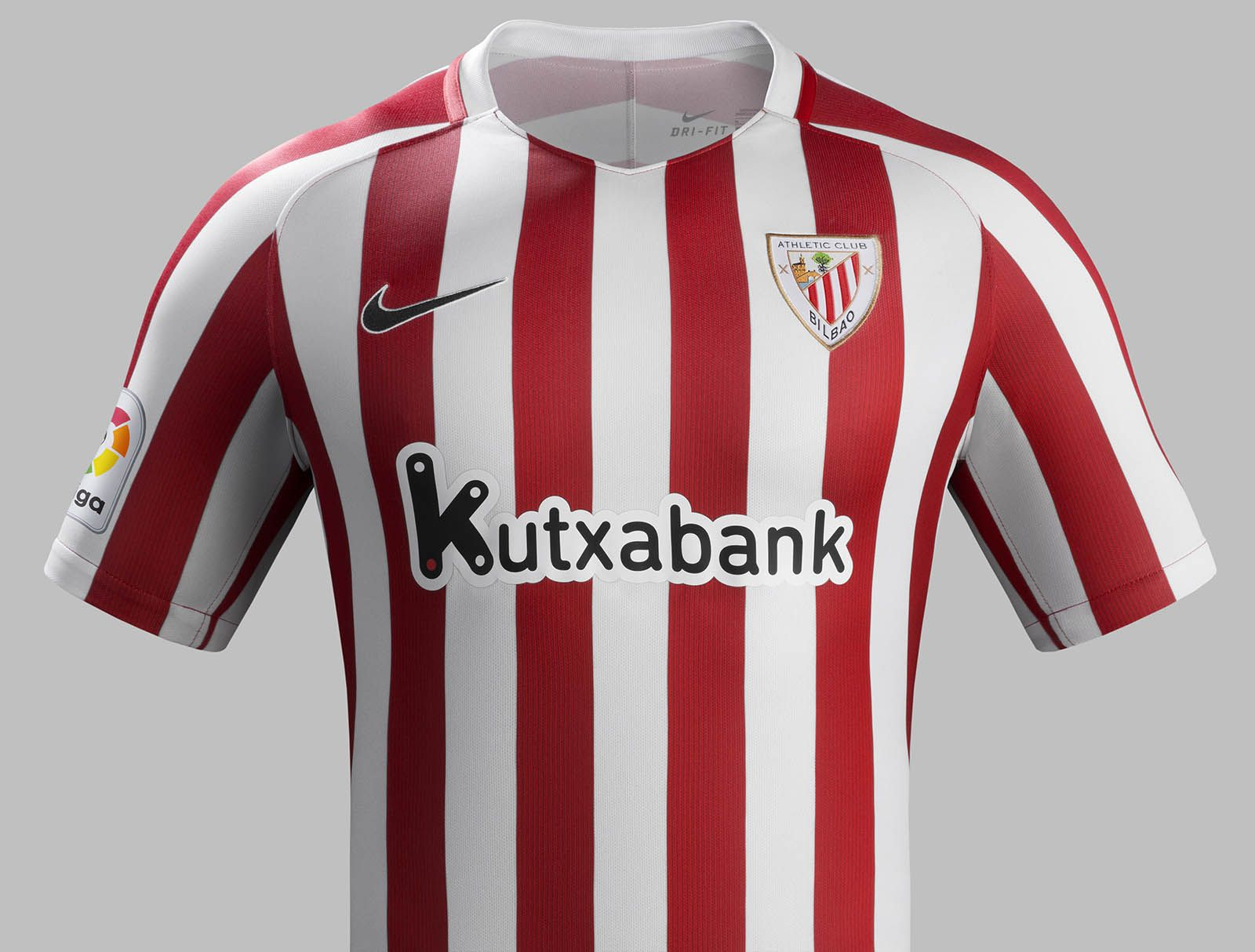 Despedida Lago taupo Interrupción  Athletic Bilbao 16-17 Home Kit Released | Athletic clubs, Home and away,  Team wear