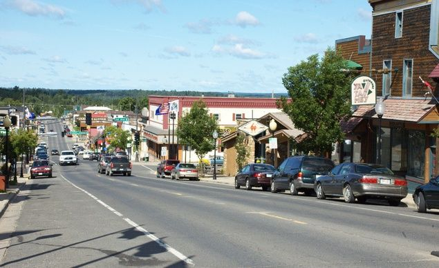 Coolest Small Towns In America Ely Small Towns And Canoeing