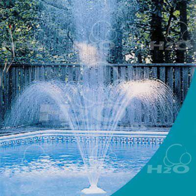 Fuentes flotantes fuentes para alberca fuentes flotantes for Accesorios para piscinas cascadas
