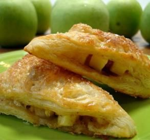 """July 6: Apple Turnover Day 