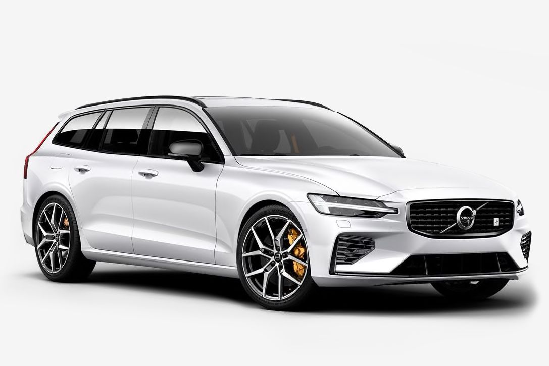 2020 Volvo V60 T8 Polestar Engineered Wagon The Swedish Car Company Adds Another Limited Edition Plug In Hybrid To Its Lineup Go T Volvo V60 Volvo Wagon Volvo
