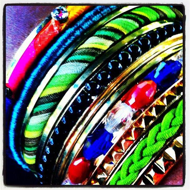 Mis pulseritas..... #EasyPin