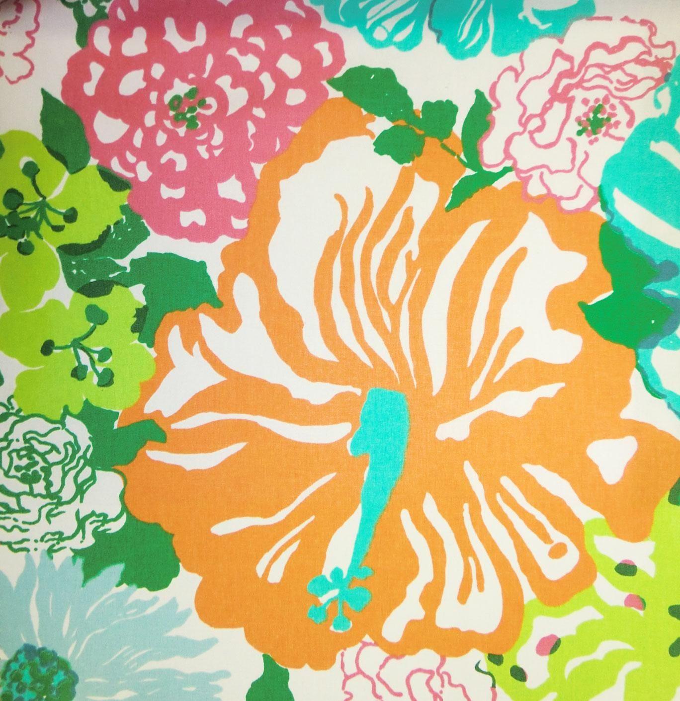 Lee Jofa HERITAGE FLORAL 2011106 512 Fabric Fabric