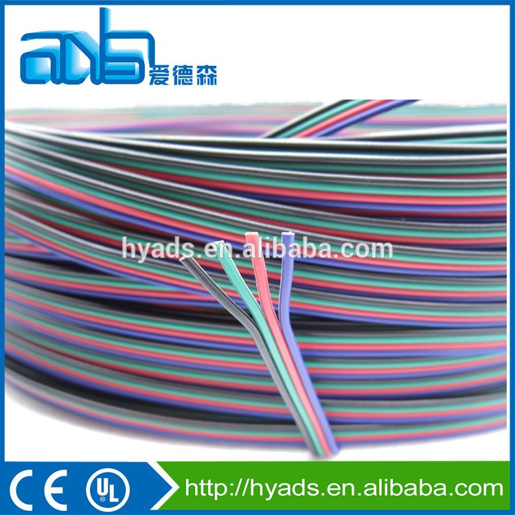 Ul 2468 Awm Flat Ribbon Cable Pvc Insulated Flat Cable Insulated Alibaba Pvc