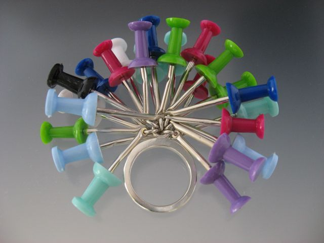funky ring-For more great ideas check out http://www ...